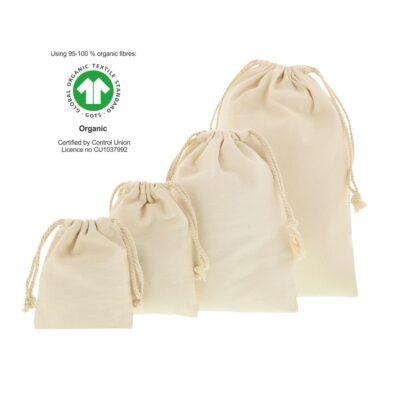 Høj kvalitet bomuldposer