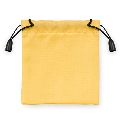 Nylon poser 9,5x10cm gul